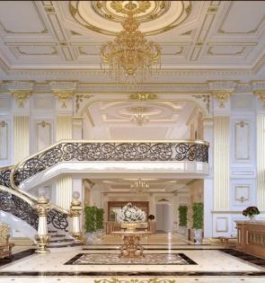 Nội thất nhà hàng - khách sạn