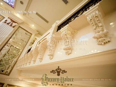 Thi công nội thất khách sạn Angel Palace Hàng Bông