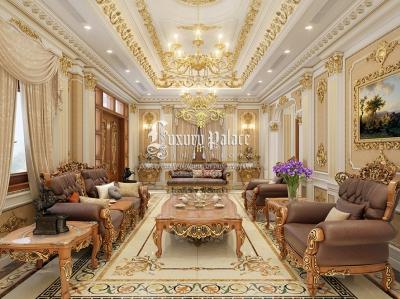 Những hình ảnh đẹp nhất trong thiết kế nội thất biệt thự pháp Lạng Sơn